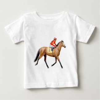 Thoroughbred Racehorse Infant T-Shirt