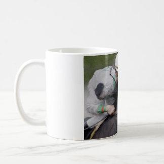 Thoroughbred Racer Mug