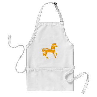 thoroughbred standard apron