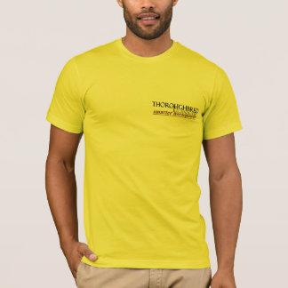 Thoroughbred Technologies Left Chest Logo T-Shirt