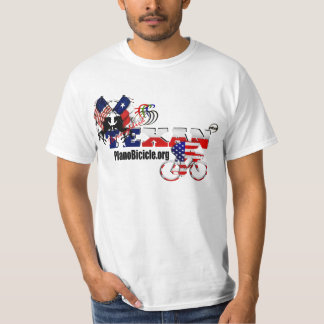 Thoroughbred Texan Cycling Economy T-shirt