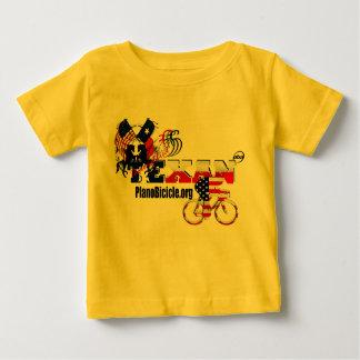 Thoroughbred Texan Cycling Infant T-shirt