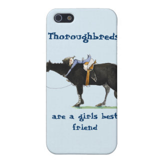 Thoroughbreds Case For The iPhone 5