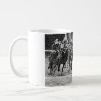 Thoroughbreds Racing  Mug