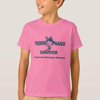 Thorpenado Survivor Child's Shirt