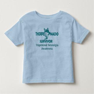 Thorpenado Survivor Toddler t shirt