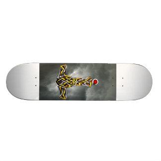 Thor's Hammer 18.1 Cm Old School Skateboard Deck
