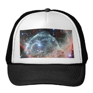 Thor's Helmet Nebula Space Cap