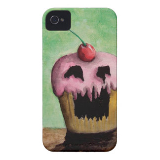 """Those Evil Sweets N Treats"" iPhone case"