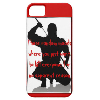 Those random moods where you just want to... case for the iPhone 5