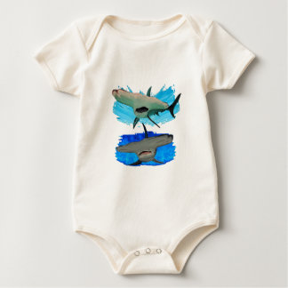 THOSE TWO HAMMERS BABY BODYSUIT