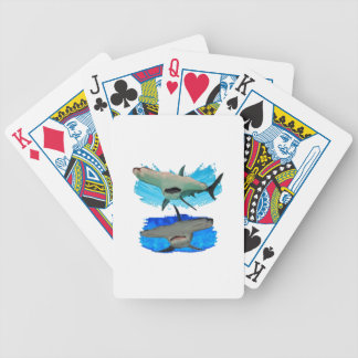 THOSE TWO HAMMERS BICYCLE PLAYING CARDS
