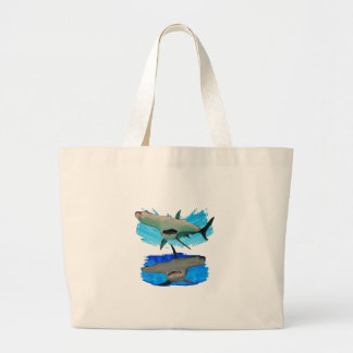 THOSE TWO HAMMERS LARGE TOTE BAG