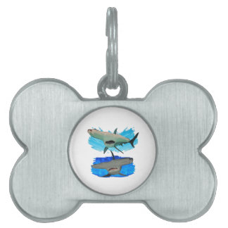 THOSE TWO HAMMERS PET ID TAG