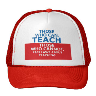 Those Who Can Teach Trucker Hat