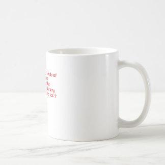 Those who understand binary and those who dont basic white mug