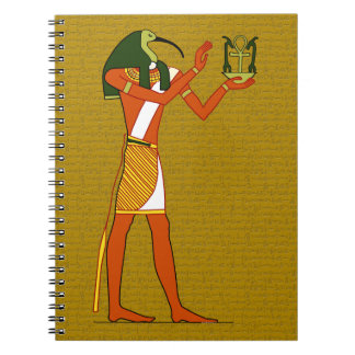 Thoth, Ancient Egyptian God Note Book