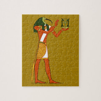 Thoth, Ancient Egyptian God Puzzles