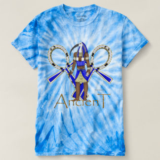 Thoth Ancient Men's Tie-Dye T-Shirt