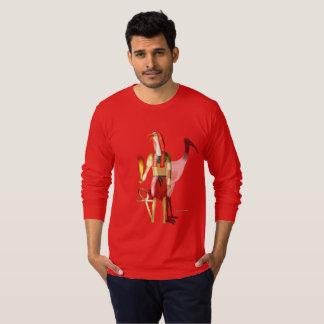 Thoth Ghostly Shadows Men's Long Sleeve Shirt