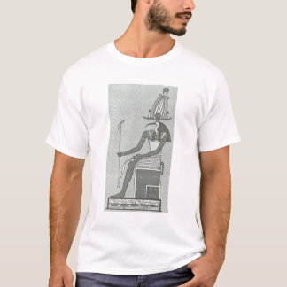Thoth Sitting On His Throne T-Shirt