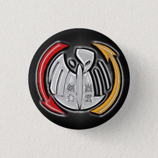 THOTH symbol round 3 Cm Round Badge