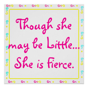 Baby Girl Quote Nursery Posters Prints Zazzlecomau
