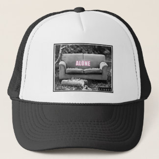 Thought ALone 2C Trucker Hat