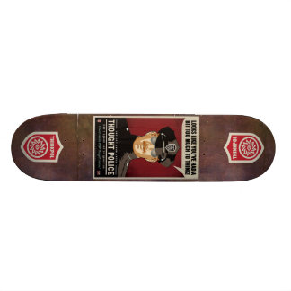 Thought Police Skateboard