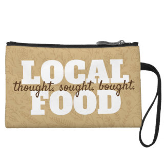 Thought. Sought. Bought. Local Food Cash Purse