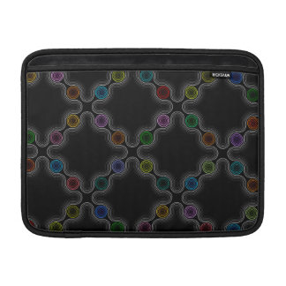 Thoughtforms -  Pad / Macbook Sleeve by Vibrata
