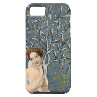 Thoughtful Fairies iPhone 5 Cover