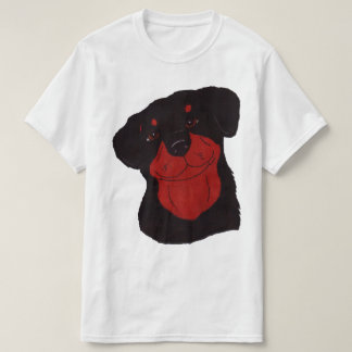 Thoughtful Rottweiler T-Shirt