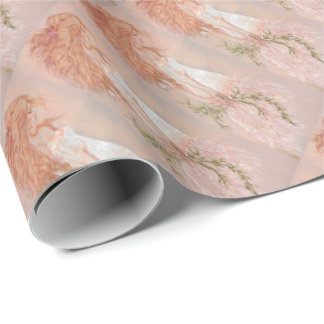 THOUGHTS COME UNDONE WRAPPING PAPER