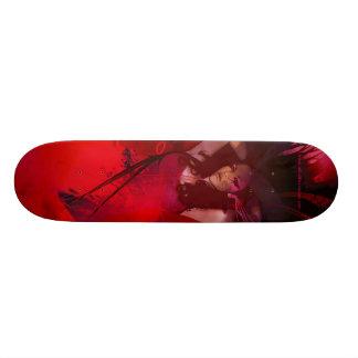 Thoughts Kill, Deck Skateboard Deck