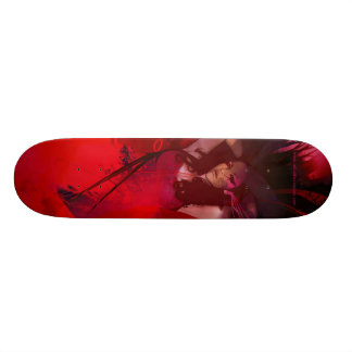 Thoughts Kill, Deck Skateboard Deck