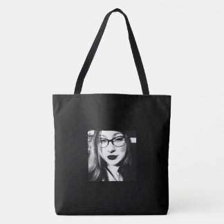 """Thoughts of a Young Woman"" Tote"