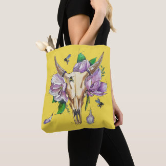 thoughts of spring tote bag