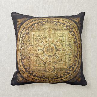 Thousand-Armed Avalokiteshvara Mandala Pillow