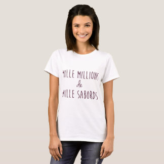 Thousand million thousand ports! T-Shirt