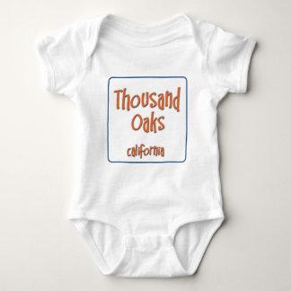 Thousand Oaks California BlueBox Baby Bodysuit