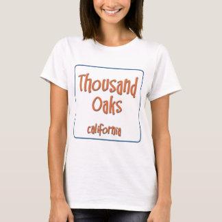 Thousand Oaks California BlueBox T-Shirt