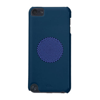 Thousand Petal Lotus, Blue iPod Touch (5th Generation) Covers