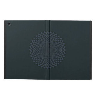 Thousand Petal Lotus, Dark Cover For iPad Air