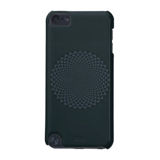 Thousand Petal Lotus, Dark iPod Touch (5th Generation) Covers