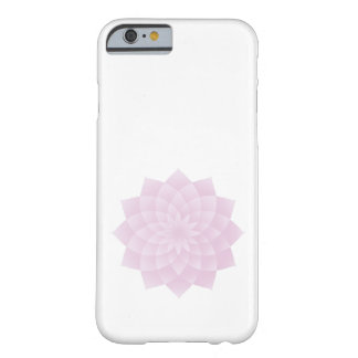 Thousand Petal Lotus, Pink Barely There iPhone 6 Case