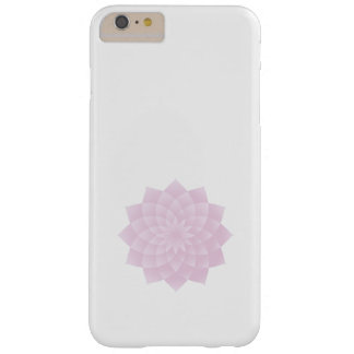 Thousand Petal Lotus, Pink Barely There iPhone 6 Plus Case