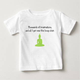 Thousands of Incarnations Baby Tee