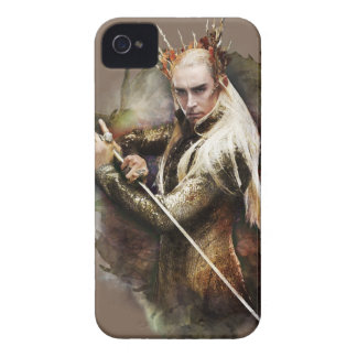 Thranduil With Sword iPhone 4 Case-Mate Cases