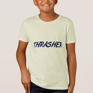 Thrasher Skateboarding Kid's Organic T-Shirt